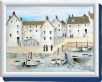 Creative Tops Lap Tray - Cornish Harbour